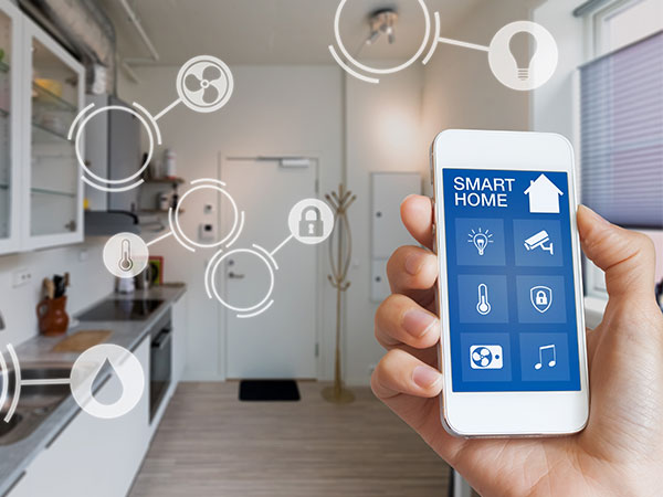 smart home automation development